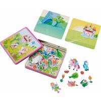 HABA Ensemble de jeu magnétique Fairy Garden 301950