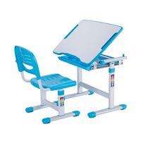 Vipack Bureau Comfortline Bureau 201 Bleu