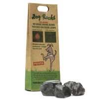 Dog Rocks Roches contre tache d'urine de chien