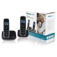 Duo téléphone DECT pour les séniors