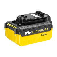 Stanley Batterie lithium-Ion Stanley Fatmax 18V - 4AH