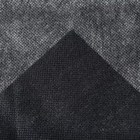 Nature Film de couverture de sol 1 x 20 m Noir 6030220