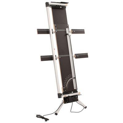 vidaXL Machine de découpe de mousse avec pieds 200 W Contreplaqué,