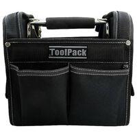 Toolpack Sac fourre-tout à outils Solid Noir