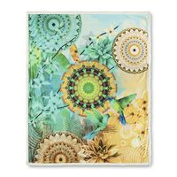 HIP Plaid GIADA 130x160 cm Multicolore