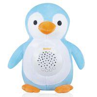 Baninni Lampe à projecteur Penguin Bleu