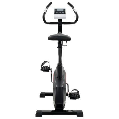 vidaXL Vélo magnétique d'appartement avec mesure du pouls XL