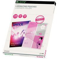 Leitz Pochettes de plastification 125 Microns A3 100 pcs