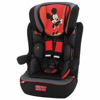 Disney Siège d'auto I-Max Mickey Groupe 1+2+3 Rouge