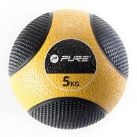 Pure2Improve Ballon médicinal 5 kg Jaune