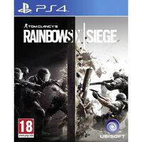 Rainbow Six Siege Ps4 Jeu Fps 18 Ans Et Plus