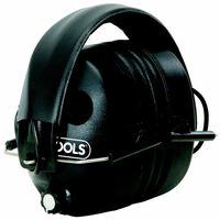 KS Tools Protection auditive électronique avec bandeau Noir 310.0135