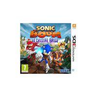 Sonic Boom : Le Cristal Brise Jeu 3DS