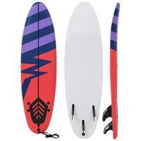 vidaXL Planche de surf 170 cm Rayure