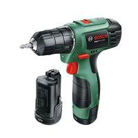 Bosch Perceuse Sans Fil Easydrill 12V 1.5Ah 2 Batteries 06039A210A