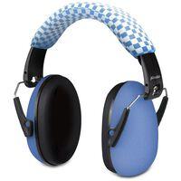 Alecto Protection auditive BV-71BW pour bébés et enfants Bleu et noir