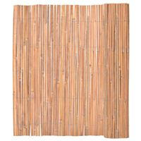 vidaXL Clôture en bambou 150 x 400 cm