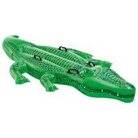 Intex Alligator géant à chevaucher 203x114 cm