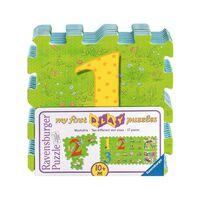 My first play puzzles - La ferme éducative