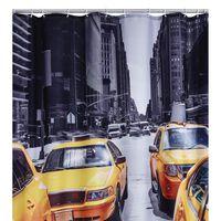 RIDDER Rideau de douche New York 180x200 cm