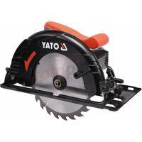Yato : Scie Circulaire 18v De 165 Mm Avec Batterie 2,0 Ah
