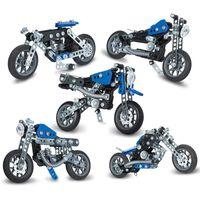 Meccano Jeu de motos 5-en-1 6036044
