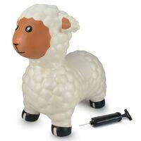 Jamara Mouton rebondissant avec pompe Blanc