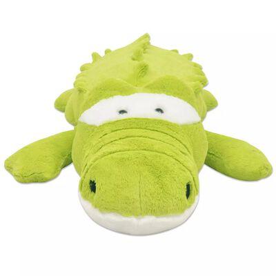 vidaXL Crocodile jouet en peluche XXL 100 cm