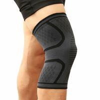 Genouillère avec compression pour fitness / course à pied - L