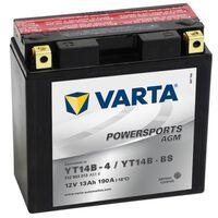 Varta Batterie AGM 12 V 13 Ah YT14B-4 / YT14B-BS