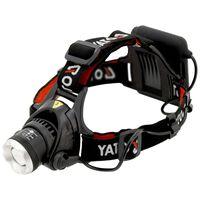 YATO Lampe frontale à Cree XM-L2 10W