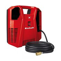 EINHELL kit compresseur sans huile 1 cylindre TH-AC 190