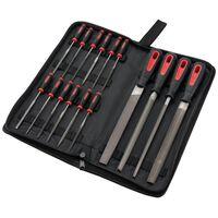 Draper Tools Jeu de limes d'aiguille 16 pièces 68904