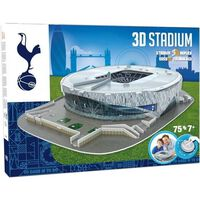 Nanostad Ensemble de puzzle 3D 75 pcs Tottenham Hotspur Stadium