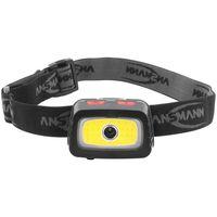 Ansmann Lampe frontale HD200B Noir 1600-0198