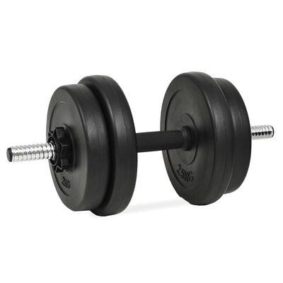 vidaXL Ensemble d'haltères 14 pcs 20 kg