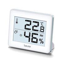 Beurer Thermo-hygromètre HM16 Blanc 679.15