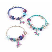 make it real Ensemble d'atelier de bracelets 27 pcs