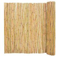 vidaXL Clôture Bambou 300 x 150 cm