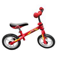 AK Sports Vélo d'équilibre Cars Rouge 24 cm C893006
