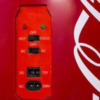 Coca-Cola Mini réfrigérateur Cool Can 10 9,5 L