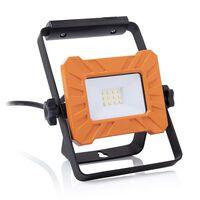Smartwares Lampe de travail à LED sur support 15x19,5x4,5 cm Orange