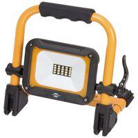 Brennenstuhl Projecteur mobile à LED à batterie JARO 1000MA IP54 10W