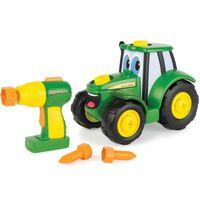 TOMY Tracteur Build-A-Johnny John Deere