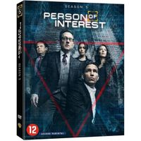Person of Interest Saison 5 DVD