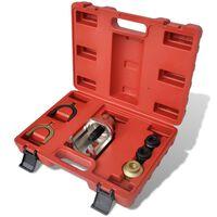 Coffret d'adaptateurs extracteurs de joints à rotule VW T4