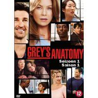 Grey s Anatomy Saison 1 DVD