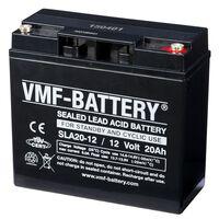 Batterie AGM VMF de veille et cyclique 12 V 20 Ah SLA20-12