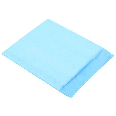 vidaXL Tapis d'hygiène pour chiens 100 pcs 45 x 33 cm Tissu non tissé