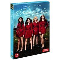 Pretty Little Liars Saison 4 Dvd